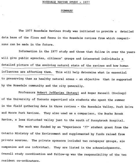 1977 Summary