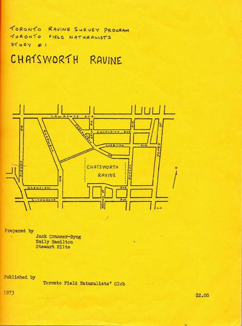 TFN 1973 Chatsworth Ravine